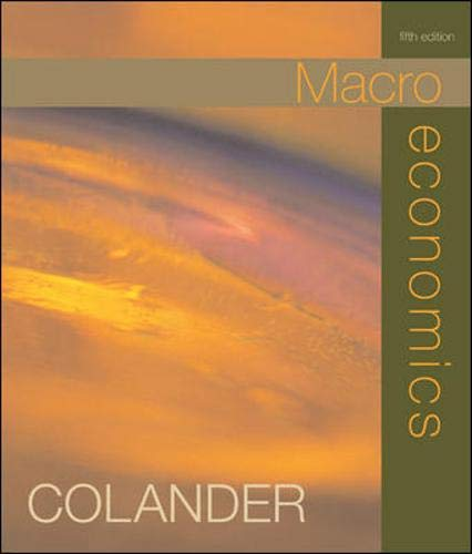 9780072551198: Macroeconomics