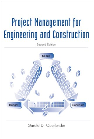 9780072551709: Project Management for Engineers and Construction with ENR's Construction Management Schools Issue