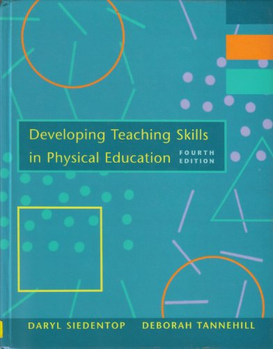 9780072552324: Developing Teaching Skills In Physical Education with PowerWeb