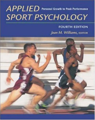 9780072552379: Applied Sport Psychology: Personal Growth to Peak Performance with PowerWeb