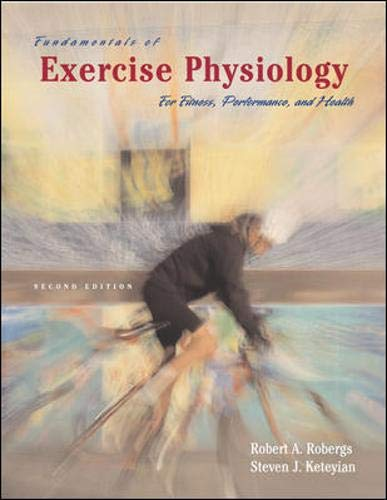 9780072552447: Fundamentals of Exercise Physiology: For Fitness, Performance, and Health with Ready Notes and PowerWeb/OLC Bind-in Passcard