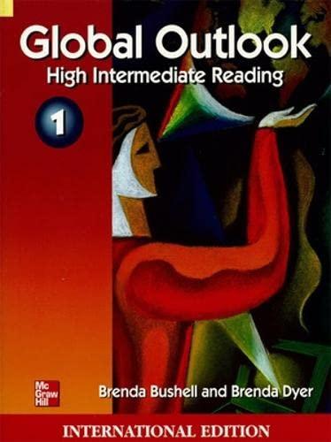 9780072553123: GLOBAL OUTLOOK BOOK 1: High Intermediate Reading