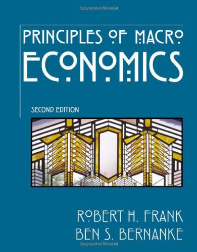 9780072554106: Principle Macroeconomics