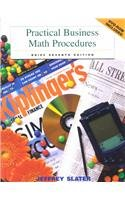 9780072555486: Practical Business Math Procedures, Brief Editions-Mandatory Package: with DVD and Business Math Handbook