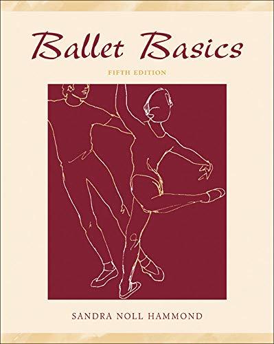9780072557145: Ballet Basics (B&B Physical Education)