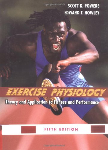 9780072557282: Exercise Physiology: Theory and Application to Fitness and Performance