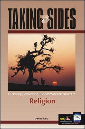 9780072557794: Taking Sides: Clashing Views on Controversial Issues in Religion