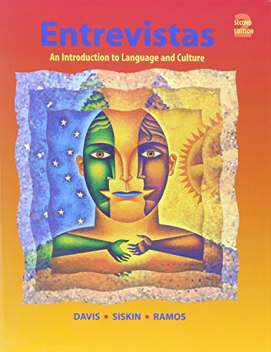 9780072558562: Entrevistas: An Introduction to Language and Culture, 2nd edition (Spanish Edition)