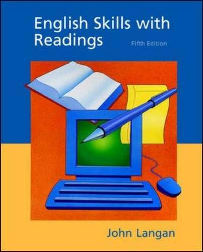 9780072558777: English Skills with Readings and 2.0 Student CD-ROM