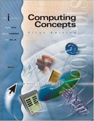 9780072559897: I-Series Computing Concepts Introductory w/ Interactive Companion 3.0 CD-ROM