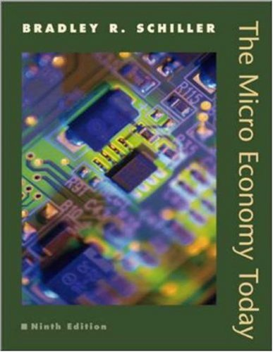 9780072559927: The Micro Economy Today+ DiscoverEcon Code Card+ Student Problem Sets