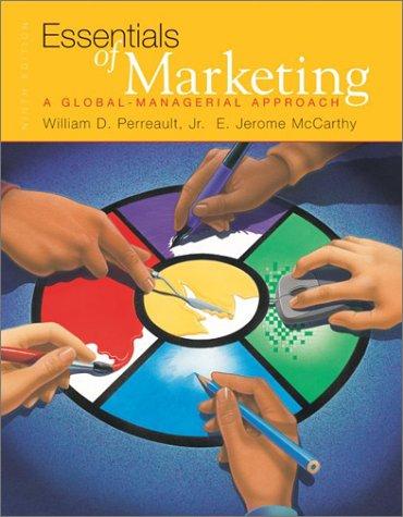 9780072559996: Essentials of Marketing