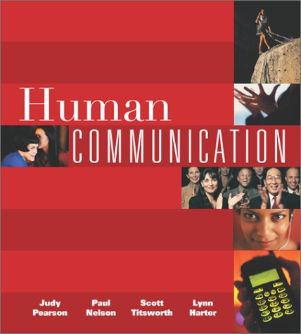 9780072560053: Human Communication