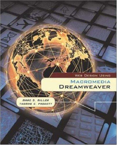 9780072560299: Web Design using DreamWeaver