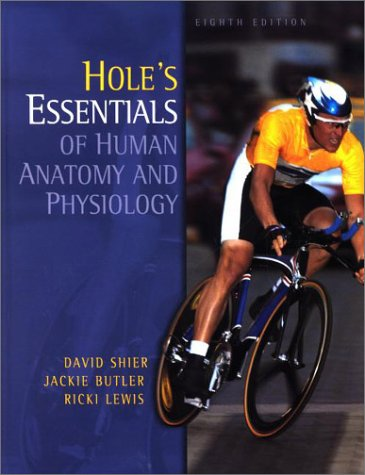 9780072560381: Hole's Essentials of Human Anatomy