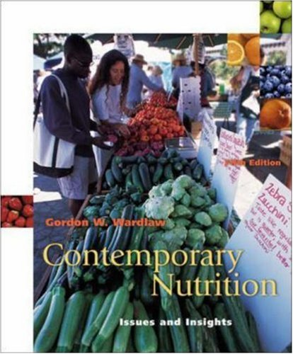 9780072560398: Contemporary Nutrition: Issues and Insights with Food Wise CD-ROM