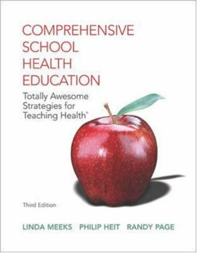 Comprehensive School Health Education with Ready Notes: Linda Meeks, Philip