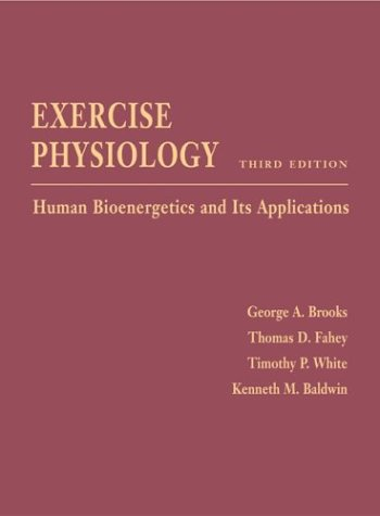 9780072560442: Exercise Physiology: Human Bioenergetics and Its Applications with PowerWeb