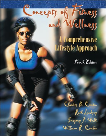 9780072561364: Concepts Of Fitness And Wellness: A Comprehensive Lifestyle Approach w/HealthQuest 4.0 CD
