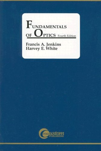 9780072561913: Fundamentals of Optics