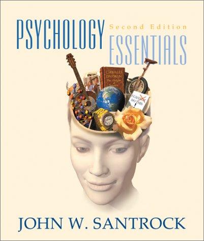 9780072562019: Psychology Essentials Edition: second