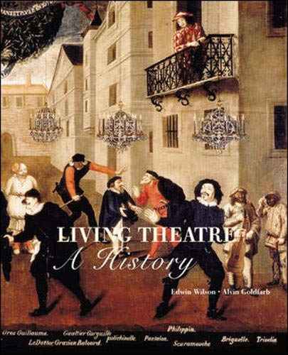 9780072562576: Living Theatre: A History
