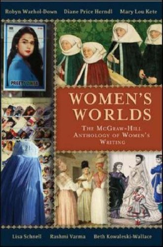 9780072564020: WOMEN'S WORLDS: The McGraw-Hill Anthology of Women's Writing in English Across the Globe