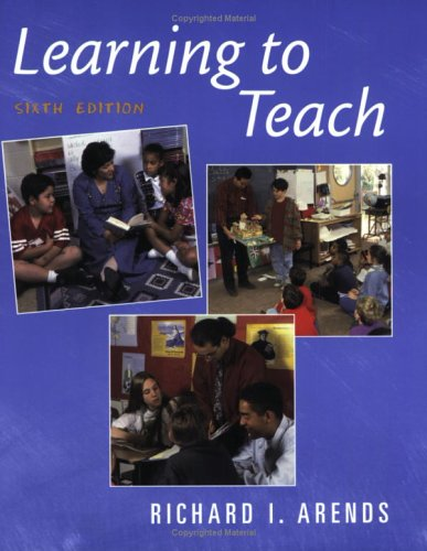 9780072564549: Learning to Teach