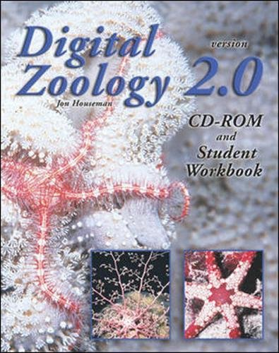 9780072564815: Digital Zoology Version 2.0 CD-ROM with Workbook