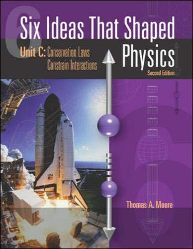 9780072564822: Six Ideas That Shape Physics: C, E, N, Q, R, T