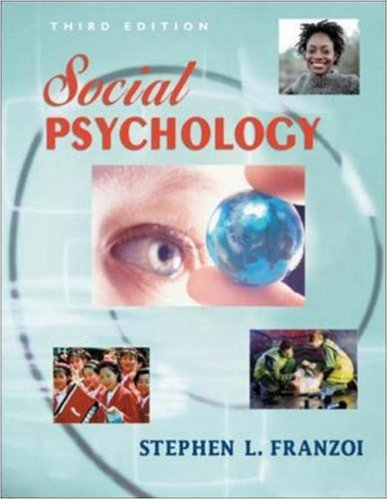 9780072564860: Social Psychology with with Student CD and PowerWeb