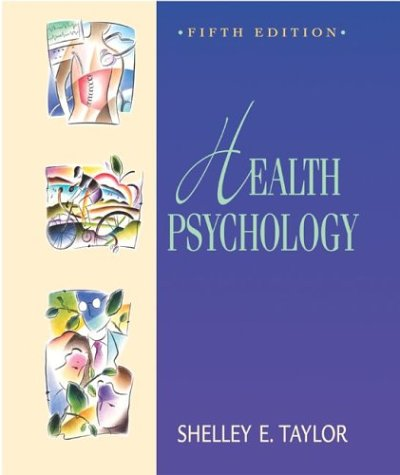 9780072564877: Health Psychology with PowerWeb