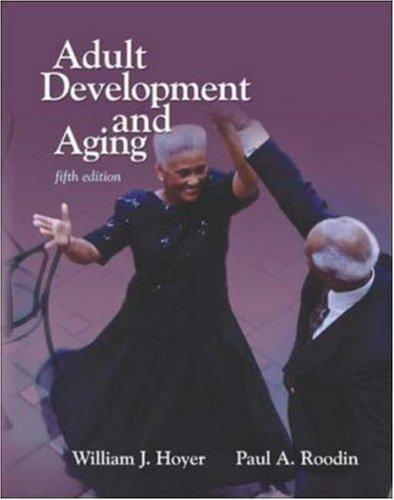 9780072564884: Adult Development & Aging
