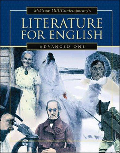 9780072565119: Literature for English Advanced One, Teacher's Guide