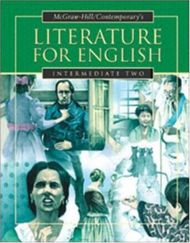 9780072565201: Literature for English: Intermediate Two (Amazing Americans)