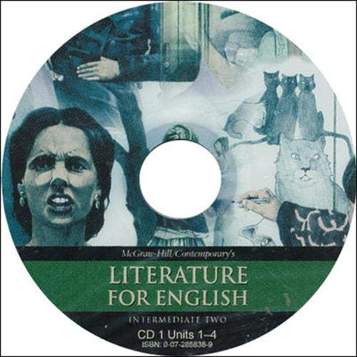 Literature for English: Intermediate Two (0072565233) by Burton Goodman