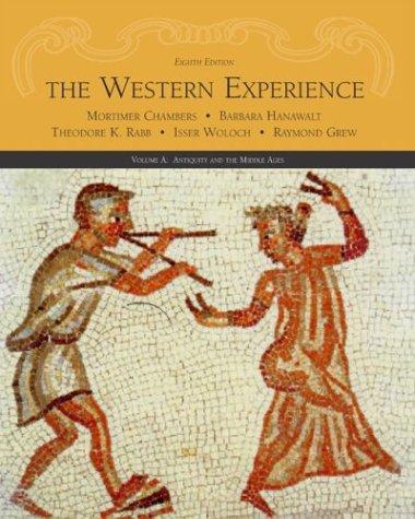 9780072565478: Western Experience Vol A+ Pweb