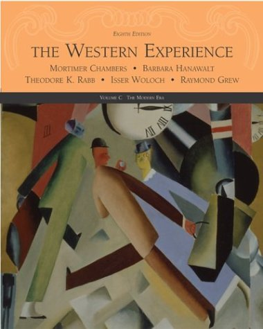 9780072565485: The Western Experience Volume C, with Powerweb
