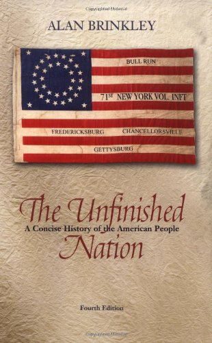 9780072565614: The Unfinished Nation: A Concise History of the American People, Combined Hardcover