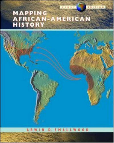 9780072565904: Map Workbook for African-American History