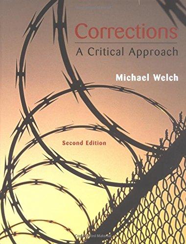 9780072817232: Corrections: A Critical Approach