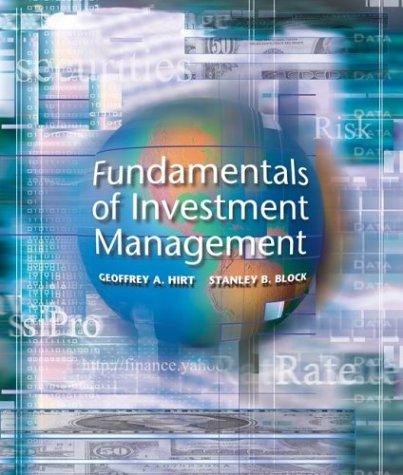 9780072817324: Fundamentals of Investment Management + Stock Investor Pro CD + PowerWeb