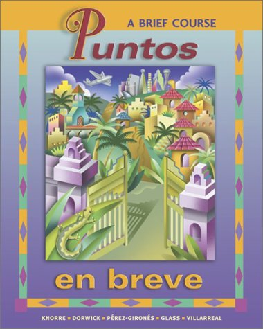 9780072817942: Puntos en breve: A Brief Course