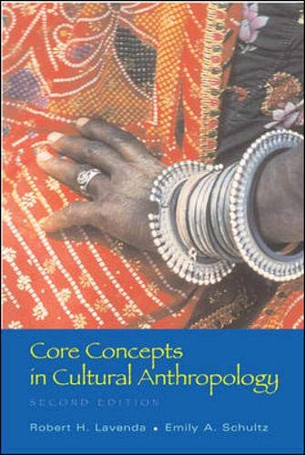 9780072818604: Core Concepts in Cultural Anthropology