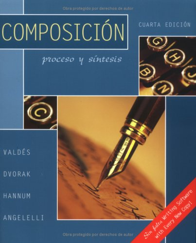 9780072818895: Composicion Proceso Y Sintesis Cuarta Edicion 4th Edition (Fourth Edition)