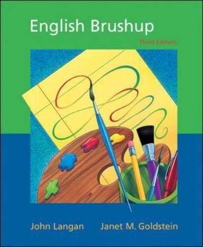 9780072818901: English Brushup