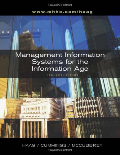 9780072819472: Management Information Systems for the Information Age