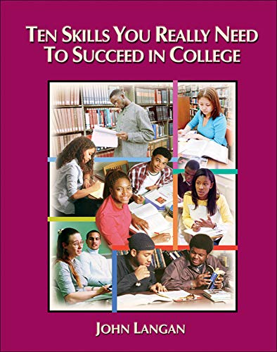 9780072819557: Ten Skills You Really Need to Succeed in College