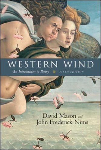 9780072819595: Western Wind: An Introduction to Poetry, 5th Edition
