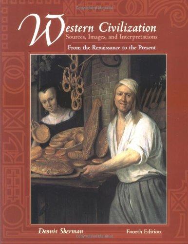 9780072819649: Western Civilizations: Renaissance to the Present